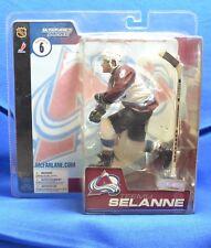 "NHL Teemu Selanne 6"" Action Figure McFarlane 2003 Sealed NEW - OFFICIAL"