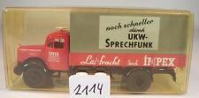 Brekina 1/87 40004 Mercedes Benz L311 LKW IMPEX Luftfracht Sprechfunk OVP #2114