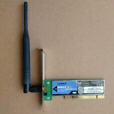 Linksys WMP54GS v1.1 Wireless Adapter PCI card
