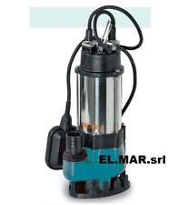 Pompa Sommersa 0,5 HP Elettropompa Monofase Acque Sporche Pozzetto MONOFASE