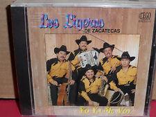 Los Ligeros de Zacatecas - Yo Ya Me Voy CD Rare LATIN Brand New
