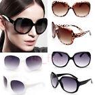 Retro Big Women Vintage Shades Oversized Designer Sunglasses Eyewear Classic