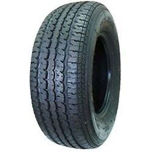 12 New Tires 215 75 14 Hi Run Trailer 6 Ply ST215/75R14 Radial Boat 98L ATD