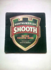 Vintage NORTHUMBRIAN SMOOTH BEER  - Cat No'?? Beermat / Coaster