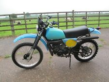 YAMAHA IT175 IT 175 1978 ENDURO  CLASSIC RESTORATION PROJECT