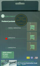 Syba IOCrest SY-PEX40039 2-Port Sata III PCI-Express Controller Card - New