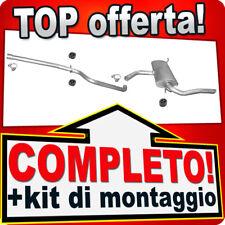 Scarico Completo SEAT ALTEA XL & TOLEDO III 1.9 TDI Marmitta A48