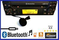 Mercedes-Benz Audio 10 CD AL2910  Bluetooth + Freisprecheinrichtung + Mic Radio