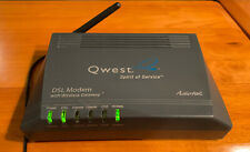 Qwest Actiontec GT701-WG DSL Modem (Wireless-G Router) with AC Power Cord