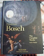 BOSCH - THE COMPETE WORKS ~ HARDCOVER BOOK IN EXCELLENT CONDITION