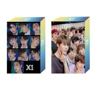 24PCS Kpop X1 Lomo Cards Photo Cards Song Hyeong Jun Mini Posters Postcards lskn