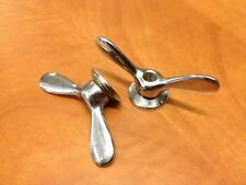 Wing Nuts For Vintage Bicycles 5/16 Front L'eroica (listing is for 2 nuts)