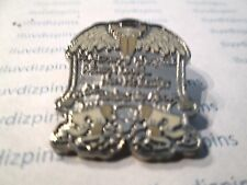 HAUNTED MANSION IN MEMORY OF MY RAT GRAVE STONE Disney Villains Hidden MickeyPin