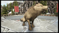 Ark Survival Evolved Xbox One PvE Wolf | Boss Cave Direwolf 457% Melee & 5kHP