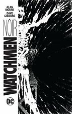 Watchmen Noir by Alan Moore Hardcover DC Comics Brand New