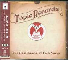 V.A.-TOPIC RECORDS: THE REAL SOUND OF FOLK MUSIC-JAPAN 2 CD G09