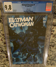 CGC 9.8 - Batman / Catwoman #1 JIM LEE VARIANT COVER King & Mann DC Comic '21 NM