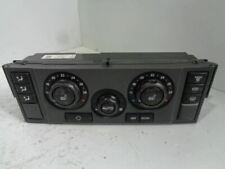 Discovery 3 Heater Air Conditioning Control Panel Land Rover 2004 - 2009