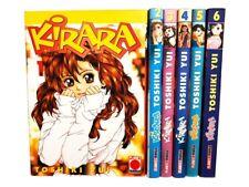 Kirara 1-6 Manga Serie (gebraucht)