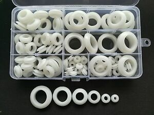 110pcs Seal O-ring Rubber Double-sided Protection Coil Protective Outlet Rings
