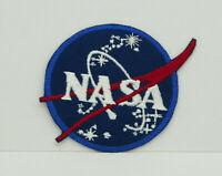 "NASA Logo Patch 3"" Free Shipping"