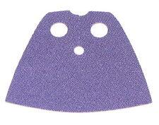 Lego New Dark Purple Minifigure Cape Cloth Very Short