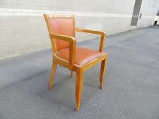 Fauteuil de bureau années 40 Art Déco armchair