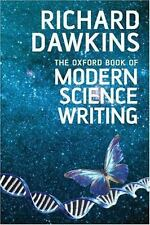 The Oxford Book of Modern Science Writing (2008, Hardcover)