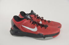 Nike Zoom Kobe 7 System TB Low Basketball Gym Red Shoes 517359-600 | Size 7.5