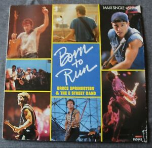 Bruce Springsteen, born to run + 2, Maxi Vinyl Espagne