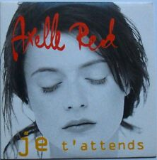 AXELLE RED (CD single)   Je t'attends   Amoureuse ou pas