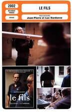 FICHE CINEMA : LE FILS - Gourmet,Dardenne 2002 The Son