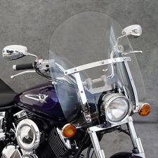 YAMAHA XVS1100 V-STAR / DRAG STAR CSTM 1999-2011 NC DAKOTA 4.5 WINDSHIELD N2302