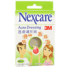 3M NEXCARE Acne Dressing Patch Pimple Stickers (36 pieces) Expiry 2019/5/31