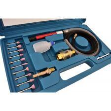 Amoladora de aire comprimido + accesorios.