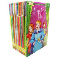 Shakespeare Childrens 20 Stories 1-20 Books Collection Pack Set Romio,Juliet etc