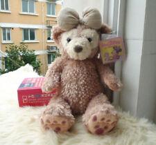 "New Disney Resorts 17"" SHELLIE MAY Duffy Disney Bear Plush Toy Doll"