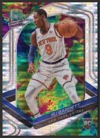 2019-20 Panini Spectra Variations CELESTIAL #129 RJ Barrett RC /99 Rookie Knicks