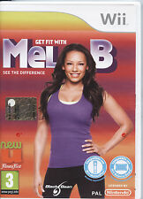 Black Bean Get Fit with Mel B