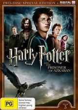 Harry Potter: Year 3 (Harry Potter and the Prisoner of Az . - DVD - NEW Region 4