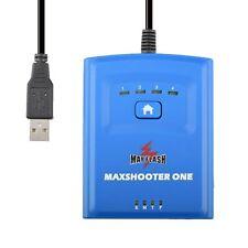 MAYFLASH Max Shooter One Tastatur/Maus Converter für PS3/PS4/Xbox 360/Xbox One - Blau