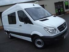 Mercedes-Benz Manual 2 Commercial Vans & Pickups