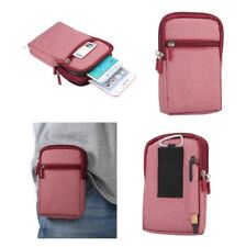 for NOKIA 2720 FOLD PHONE Red Case Universal Multi-functional