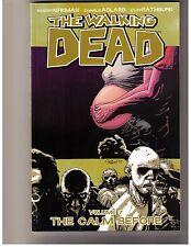 Walking Dead Vol 7 : The Calm Before - Image Comics  - Graphic Novel -1st Print