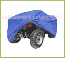 SUZUKI LTZ400 ATV Cover Quad Cover BLUE NATCPBT-SZKL4LN7