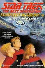 NOVA COMMAND, Starfleet Academy #9, Star Trek Next Generation, NEW PB