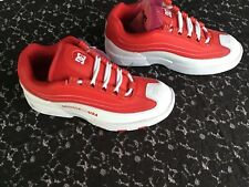 DC  Legacy Lite SE Shoes Women's  Size 7 Red Lather