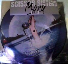 "Scissor Sisters Mary vinyl 12"" pic/disc"