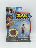 New And Sealed Zak Storm Figure