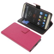 Tasche für Elephone P8000 Smartphone Book-Style Schutz Hülle Handytasche Buch